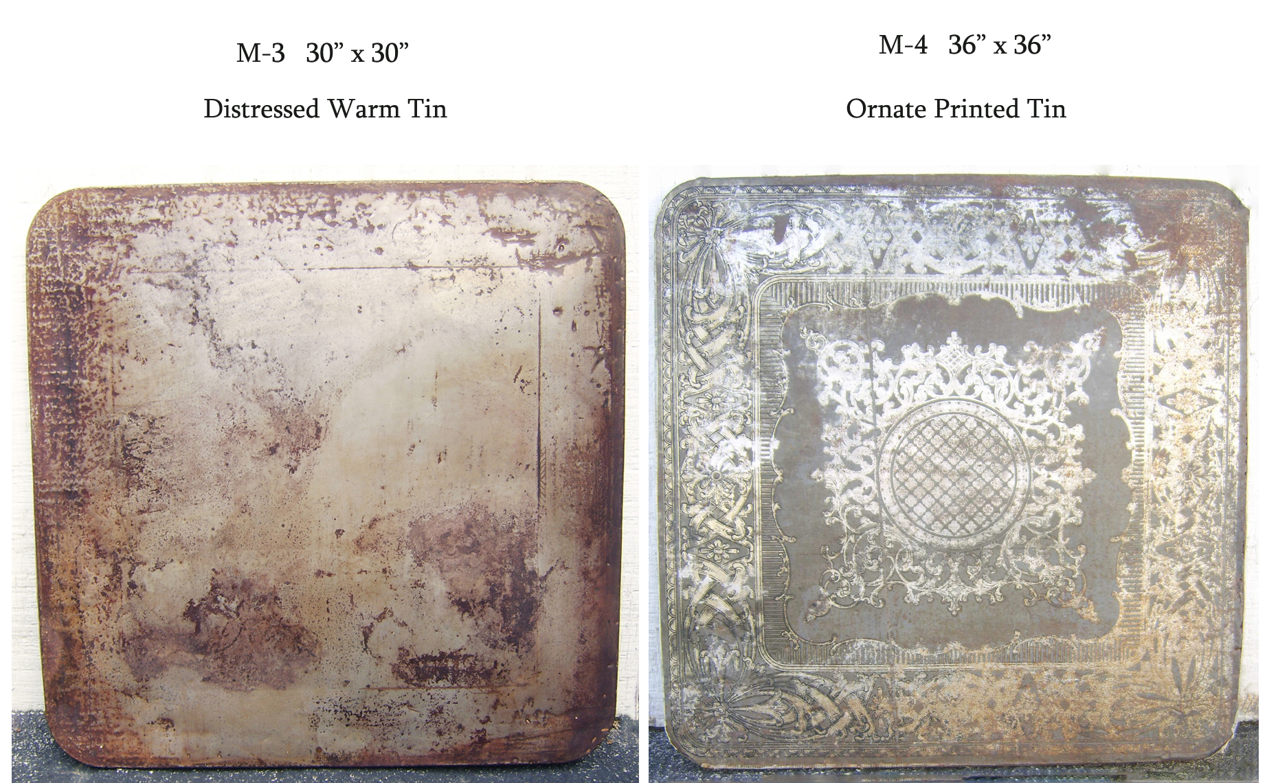 distressed tin background, aged metal surface, food photography surface, corroded metal, printed tin table top